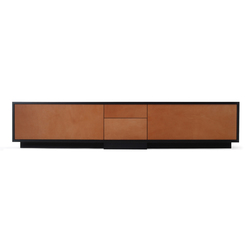 lineground lowdown media unit | Multimedia sideboards | Skram