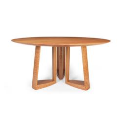 lineground round dining table | Restaurant tables | Skram