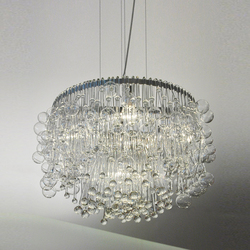 Meikl | Pendant lights in glass | Isabel Hamm