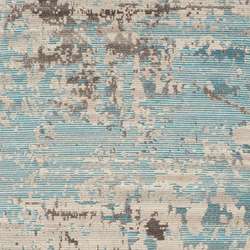 Oldie Light turquoise | Tapis / Tapis design | cc-tapis