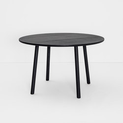 Profile Table Round 122 | Tables de restaurant | STATTMANN NEUE MOEBEL
