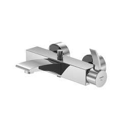 "180 1100 Exposed single lever mixer ½"" for bathtub | Grifería para bañeras | Steinberg"