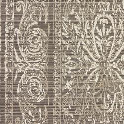 Traces de savonnerie dark undyed | Formatteppiche / Designerteppiche | cc-tapis