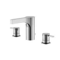 210 2000 3-hole basin mixer wall mounted | Wash-basin taps | Steinberg