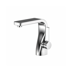 230 1010 Single lever basin mixer without pop up waste | Wash basin taps | Steinberg