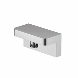 230 1660 Wall mounted elbow outlet 1/2"