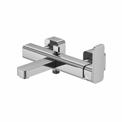 "235 1100 Exposed single lever mixer ½"" for bathtub 