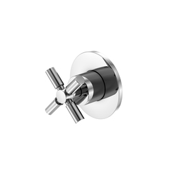 "250 4510 Concealed stop valve 1/2"" for hot water 