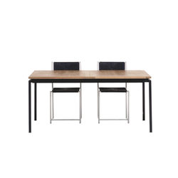 1010 Tisch Modell A | Dining tables | wb form ag