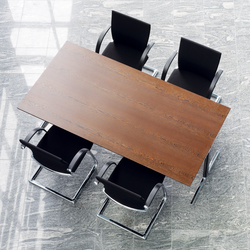 Mehes conference table | Tables collectivités | Ahrend
