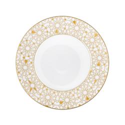 AURÉOLE DORÉE Bottom plate | Dinnerware | FÜRSTENBERG