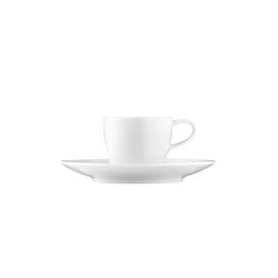 AURÉOLE Espresso cup, saucer | Dinnerware | FÜRSTENBERG