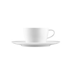 AURÉOLE Tea/Cappuccino cup, saucer | Stoviglie da tavola | FÜRSTENBERG