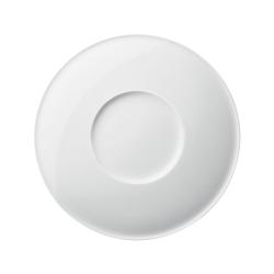 BLANC Plate flat | Dinnerware | FÜRSTENBERG