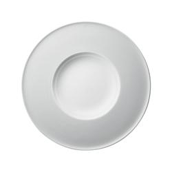 BLANC Plate deep | Dinnerware | FÜRSTENBERG
