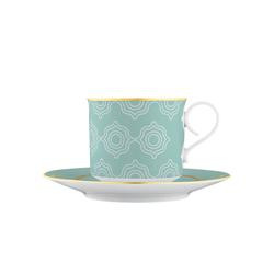 CARLO ESTE Cappuccino cup | Dinnerware | FÜRSTENBERG