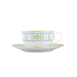 CARLO ESTE Tea cup | Dinnerware | FÜRSTENBERG