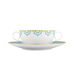 CARLO ESTE Soup cup | Dinnerware | FÜRSTENBERG
