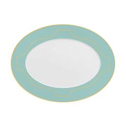 CARLO ESTE Platter oval | Vajilla | FÜRSTENBERG