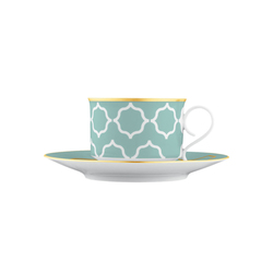 CARLO ESTE Coffee cup, Saucer | Services de table | FÜRSTENBERG