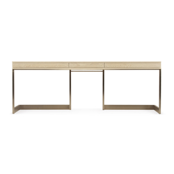 wishbone drawer desk | Scrivanie individuali | Skram