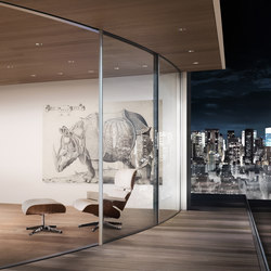 Arc | Glass room doors | Sky-Frame