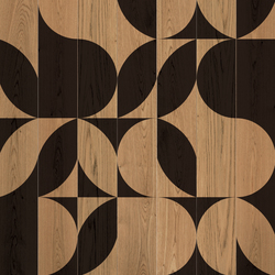 Geometrico 1 | Sols en bois | XILO1934