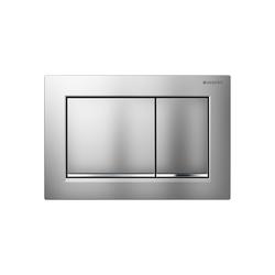 Geberit actuator plate Omega30 | Flushes | Geberit