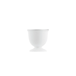 WAGENFELD PLATIN Egg-cup | Services de table | FÜRSTENBERG