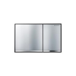 Placche di comando Geberit Omega30 | Rubinetteria per WC | Geberit
