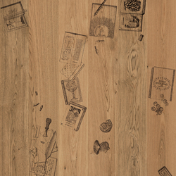 Passi Letterari Kit 2 | Wood flooring | XILO1934