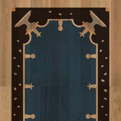 Tappeti Volanti 1 | Wood flooring | XILO1934