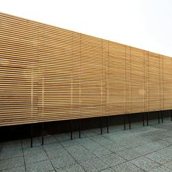 Xilomoenia Okoumè | Revestimientos de fachada | XILO1934