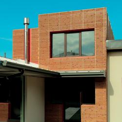 Xilomoenia Thermowood | Fassadenbekleidungen | XILO1934