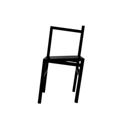 9,5° | Restaurant chairs | Frama