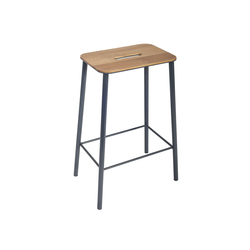 Adam Stool Medium | Stools | Frama