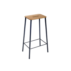 Adam Stool High | Bar stools | Frama
