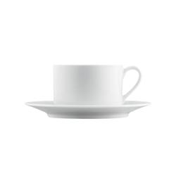 TAPA Coffee/tea cup, Saucer | Services de table | FÜRSTENBERG