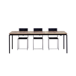 1010 table model B | Dining tables | wb form ag