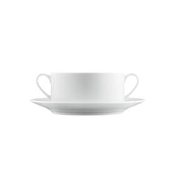 TAPA Soup cup, Saucer | Services de table | FÜRSTENBERG