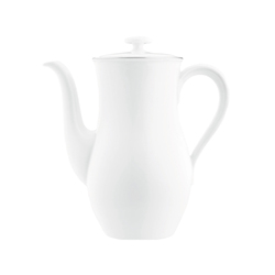 WAGENFELD PLATIN Coffeepot | Services de table | FÜRSTENBERG