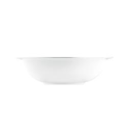 WAGENFELD PLATIN Salad bowl | Dinnerware | FÜRSTENBERG