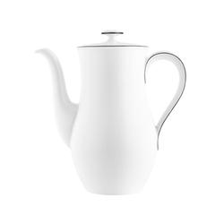 WAGENFELD SCHWARZE LINIE Coffeepot | Dinnerware | FÜRSTENBERG