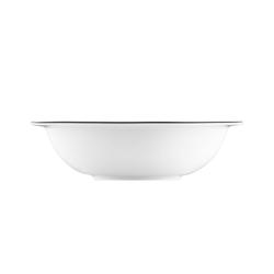 WAGENFELD SCHWARZE LINIE Salad bowl | Dinnerware | FÜRSTENBERG