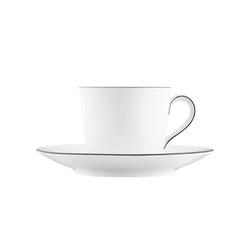 WAGENFELD SCHWARZE LINIE Kaffeetasse | Geschirr | FÜRSTENBERG