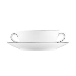 WAGENFELD SCHWARZE LINIE Soup cup, Saucer | Services de table | FÜRSTENBERG