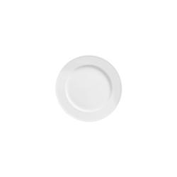 WAGENFELD WEISS Bread plate | Dinnerware | FÜRSTENBERG