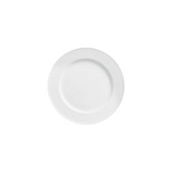 WAGENFELD WEISS Breakfast plate | Dinnerware | FÜRSTENBERG
