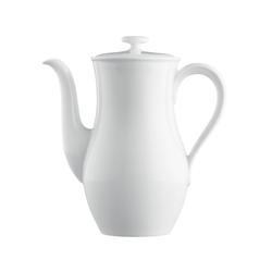 WAGENFELD WEISS Coffeepot | Dinnerware | FÜRSTENBERG