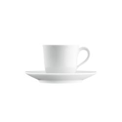 WAGENFELD WEISS Espresso cup | Dinnerware | FÜRSTENBERG